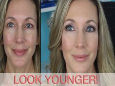 <p>My tips and tricks to help anyone look younger. This is an anti-aging full-face makeup tutorial to helpmature women with issues such as enlarged pores, lip lines, sagging crepey eyelids to look and feel their best! Makeup used in this video: Tarte Clean Slate Timeless Smoothing Primer* Urban Decay Naked …</p>