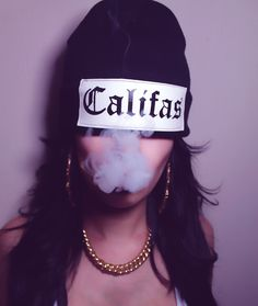 Califas Beanie No. 1 #Bad #Bitches #Babes #Badass  gonna #kick your #ass #thug #gangster #girl   ODC AIN'T NUTHIN TA F WIT    #odcfam #odcambassador #streetwear #streetstyle    #StanPatzitW