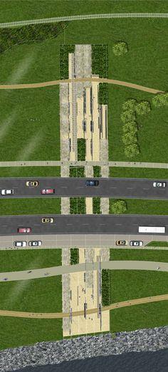Promenade Samuel-de Champlain / Consortium Daoust Lestage + Williams Asselin Ackaoui + Option aménagement