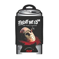 Friday the 13th Final Chapter Poster Can Hugger