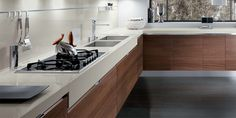 Italian Modern Design Kitchens - Elektra by Ernestomeda