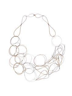 MPR  Meghan Patrice Riley: Large Volume Necklace on Etsy, $300.00