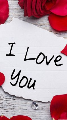 I Love You Wallpaper Download | MobCup