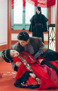 Moon Lovers - Scarlet Heart Ryeo PD Note Update cr: SBS