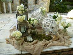 ΕΥΧΕΣ ΜΕ ΠΕΤΑΛΟΥΔΕΣ: Στολισμός γάμου στο κτήμα Αριάδνη