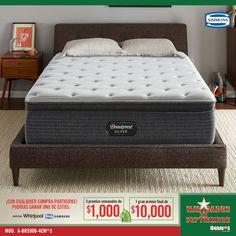 Mattress, Bed, Furniture, Home Decor, Home Furniture, Mattresses, Decoration Home, Stream Bed, Room Decor