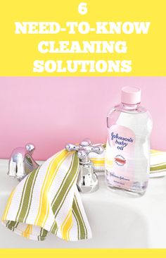 Six Need-To-Know Cleaning Solutions