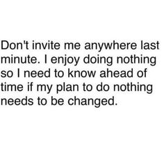 Lol #introvert