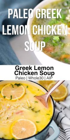 Paleo Chicken Soup, Vegetable Soup With Chicken, Paleo Soup, Healthy Low Carb Recipes, Paleo Recipes, Cooking Recipes, Beginner Recipes, Paleo Chicken Recipes, Healthy Kids