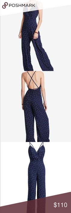Denim and supply blue jumpsuit Cute romper with cute star pattern bought last week was going to wear for Fourth of July but decided to wear for another event I went to. TBH didn't really like how long it was :/ maybe will fit someone else better Denim & Supply Ralph Lauren Dresses Maxi