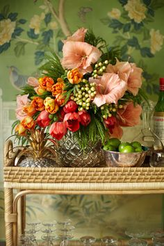Stunning Arrangement in corals