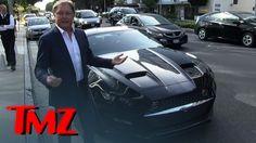 New Mustang Rocket: Henrik Fisker Rolls Out His Baby | TMZ