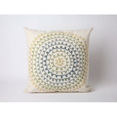 Ombre Threads Cool Pillow