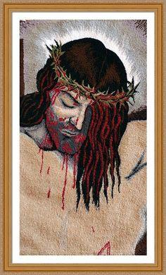 Jesus Christ Framed Print By Mimoza Xhaferi