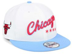 626dc5daaaa Chicago Bulls New Era NBA City Series 9FIFTY Snapback New Era Snapback