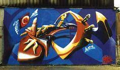 Die 51 Besten Bilder Zu Loomit Graffiti Kunst Hochhaus