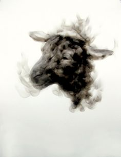 Diane Victor - Medium: Candle smoke and charcoal. Art Syllabus, Flame Art, Gender Issues, Art Terms, Smoke Art, South African Artists, Africa Art, Mark Making, Bison
