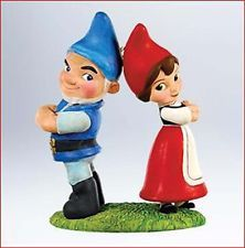 0a9ce80590c 2011 Hallmark LOVE ON THE LAWN Ornament GNOMEO AND JULIET Disney Ornaments
