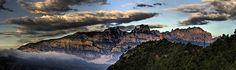 La Torrota y Montserrat, Vacarisses de Panoramyx, via Flickr