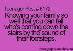 And so you're unable to go back to bed after going to the bathroom... This is so Me..