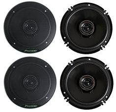 """Pioneer TS-G1645R 2-Way 6-1/2"""" 500 Watt Car Audio Coaxial Speaker (2 Pairs) 6.5"""" - http://www.caraccessoriesonlinemarket.com/pioneer-ts-g1645r-2-way-6-12-500-watt-car-audio-coaxial-speaker-2-pairs-6-5/  #2WAY, #612, #AUDIO, #Coaxial, #Pairs, #Pioneer, #Speaker, #TSG1645R, #Watt #Car-Speakers, #Electronics"""