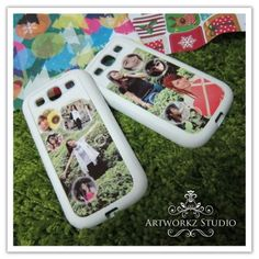 ♥ Darling~Honey~ i wan a sweet sweet D.i.Y couple S3 Rubber Casing as my Christmas Gift too~ ♥