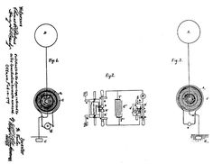The Tesla Generator is a device invented by Nikola Tesla and it consists of a metal disk spinning over a bar magnet placed at the edge of the disk.
