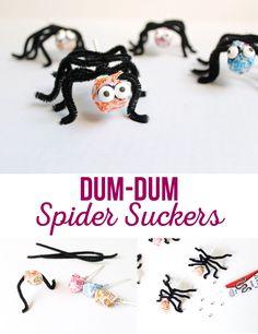 Dum-Dum Spider Sucke