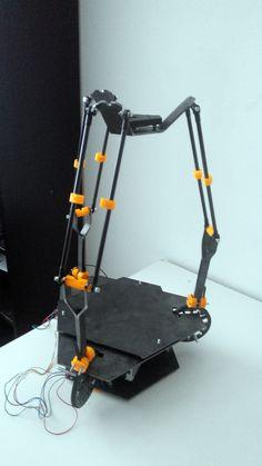 Krak3n : Un nouveau projet d'imprimante 3D modulaire bientôt sur Kickstarter offrant différents modules : scanner 3D, une ou deux têtes d'impression 3D, une tête laser, un outil de dessin... ||| http://www.monunivers3d.com/4360/