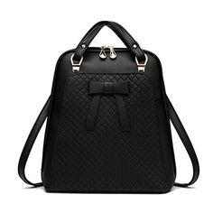 YIYINOE Brand New PU Leather Bow Casual Women's Backpack ... https://www.amazon.de/dp/B016NMVGJ2/ref=cm_sw_r_pi_dp_x_yft5xbM0497QC