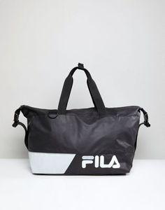 8f879c21b12 Fila Nilson Holdall In Black