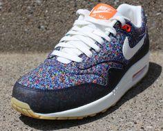 new product eca87 b93b9 Liberty x Nike WMNS Air Max 1 - Available - SneakerNews.com