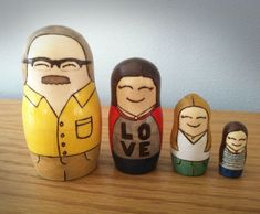 Custom Matryoshka Dolls For Your Family