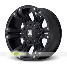 XD Series XD822 Monster 2 Finish: Black More info: http://www.wheelhero.com/customwheels/XD-Series/XD822-Monster-2-Black