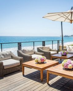 Eat. See the view. Nobu, Malibu, CA. Lunch menu here: http://www.noburestaurants.com/malibu/menus/lunch/#.VpwtYzZdIf8