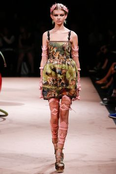 Spring 2015 Ready-to-Wear - Undercover