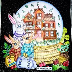 Home is where the heart is this was done as a color-along…