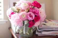 Gal Meets Glam ♥ A Style and Beauty Blog by Julia Engel ♥ Page 53  my favorite flower arrangement ever!