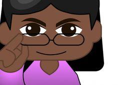 Emoticon per anziani: l'idea di una donna inglese