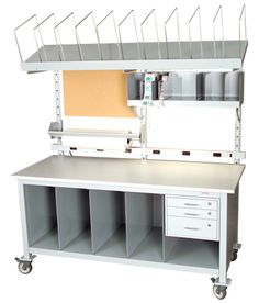 Packing and Shipping Station