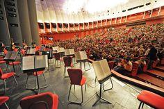 Orchestra palco