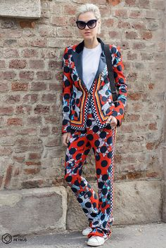 Street Style and Fashion Photography Linda Tol, Milan, Fashion Photography, Jumpsuit, Street Style, Dresses, Overalls, Vestidos, Urban Style