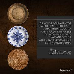 A Coleção Identidade buscou inspiração nas culturas que formam o DNA do Brasil para uma experiência além de um conceito estético.