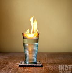 Imagine living in a place where you light your tap water on fire. Seems like a pretty good argument against fracking.