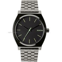 Unisex Nixon The Time Teller Watch A045-1885