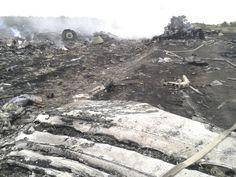G.H.: Avião da Malaysia Airlines com 295 pessoas cai na ...