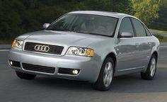 Audi A6 27 Quattro