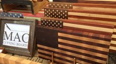 #AmericanFlag #CuttingBoard Custom Cutting Boards, Wood Projects, Home, House, Homes, Woodworking, Houses