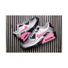 low priced 2e696 9e7d7 Acheter Nike Air Max 90 Candy Rose Silver Noir Chaussures
