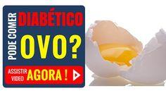 Porque o Ovo é um Alimento Saudável para o Diabético? Na Alimentação Inteligente, um dos alimentos principais é o ovo! Saiba a importância desse alimento na saúde de quem tem diabetes: http://vivabemonline.com/ovo-e-diabetes/ - http://vivabemonline.com/diabetes-controlada-dr-rocha/